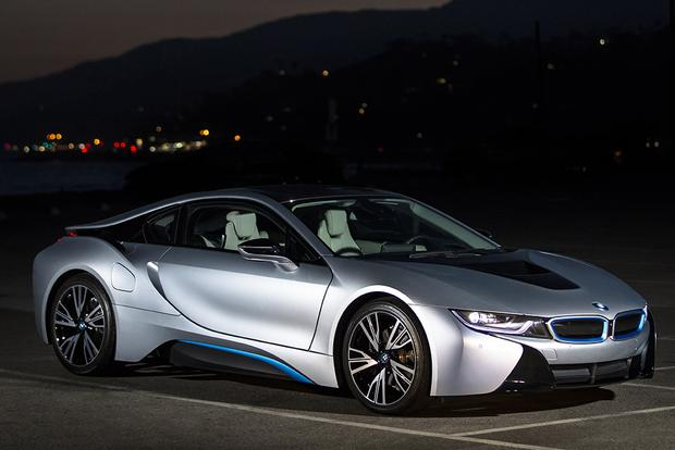 2016 BMW i8: Overview featured image large thumb5