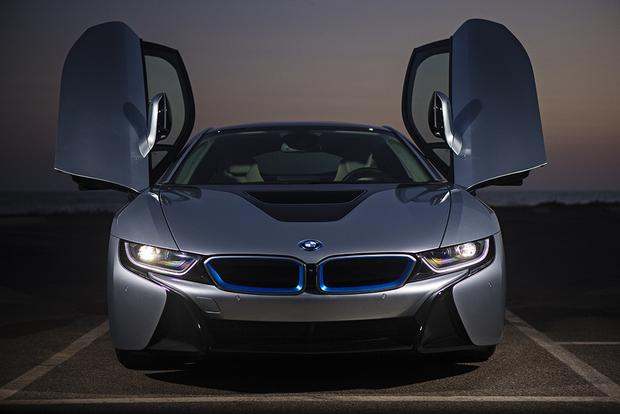 2016 BMW i8: Overview