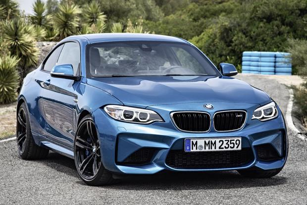 2017 BMW M2: New Car Review - Autotrader