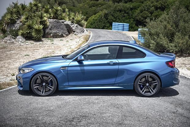 2017 BMW M2: New Car Review featured image large thumb3
