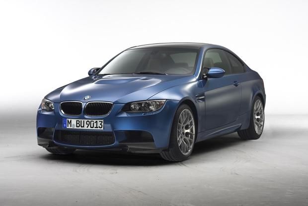 2012 BMW M3: New Car Review