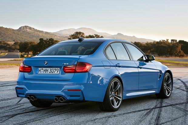 2015 BMW M3 and M4 Officially Revealed featured image large thumb1