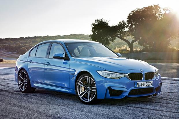 2015 BMW M3 and M4 Officially Revealed featured image large thumb0