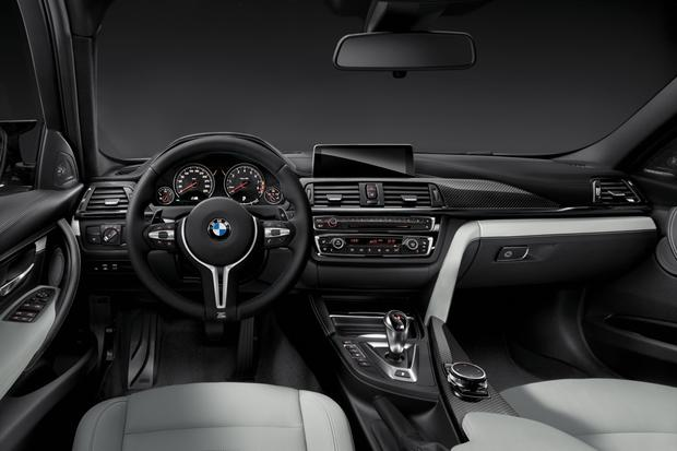 2015 BMW M3 and M4 Officially Revealed featured image large thumb2