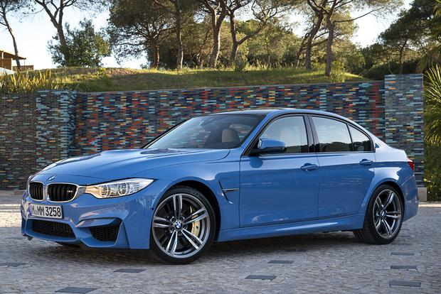 2013 Bmw M3 Vs 2015 Bmw M3 M4 What S The Difference