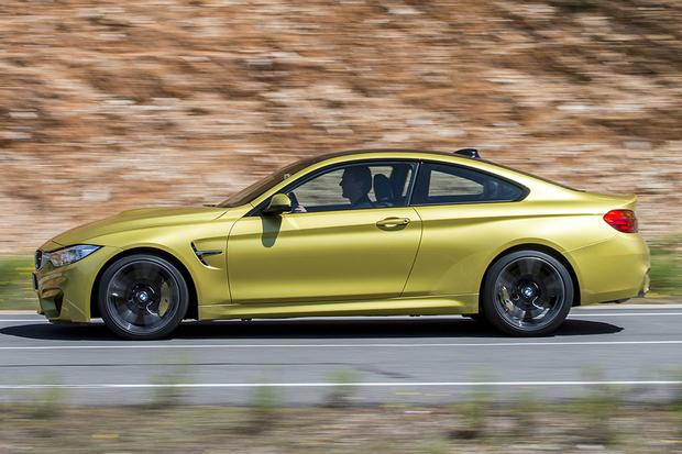 2013 BMW M3 vs. 2015 BMW M3/M4: What's the Difference? featured image large thumb6