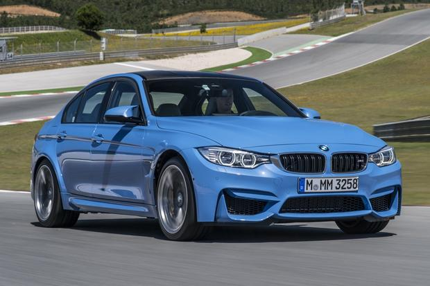 2015 BMW M3: New Car Review featured image large thumb0