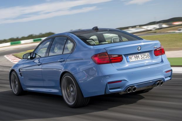 2015 BMW M3: New Car Review featured image large thumb1