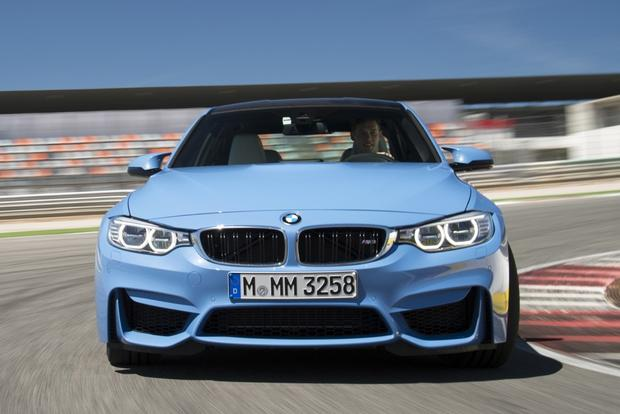 2015 BMW M3: New Car Review featured image large thumb2