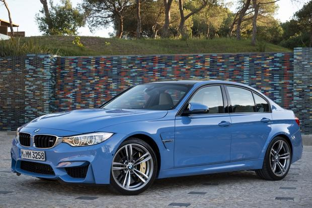 2015 BMW M3: New Car Review featured image large thumb3