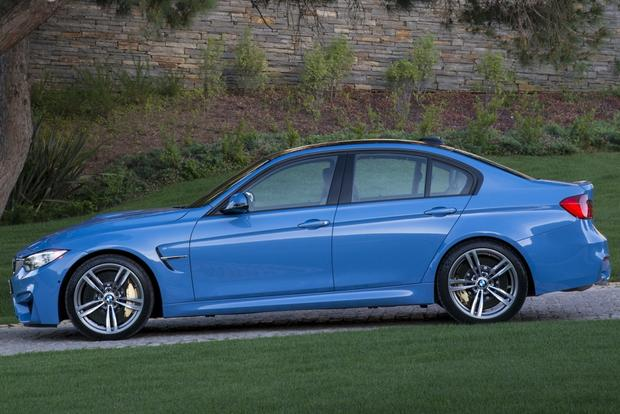 2015 BMW M3: New Car Review featured image large thumb4