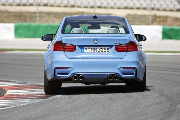 2016 BMW M3: New Car Review featured image large thumb1