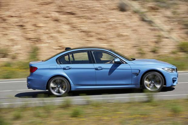 2016 BMW M3: New Car Review featured image large thumb2