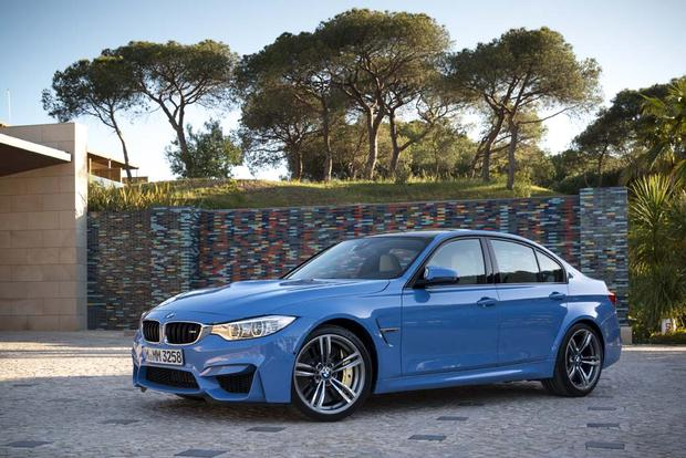 2016 BMW M3: New Car Review featured image large thumb3