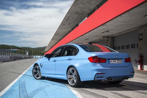 2016 BMW M3: New Car Review featured image large thumb4