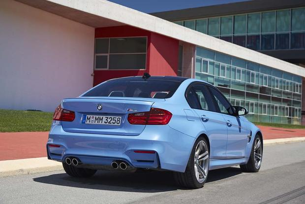 2016 BMW M3: New Car Review featured image large thumb5
