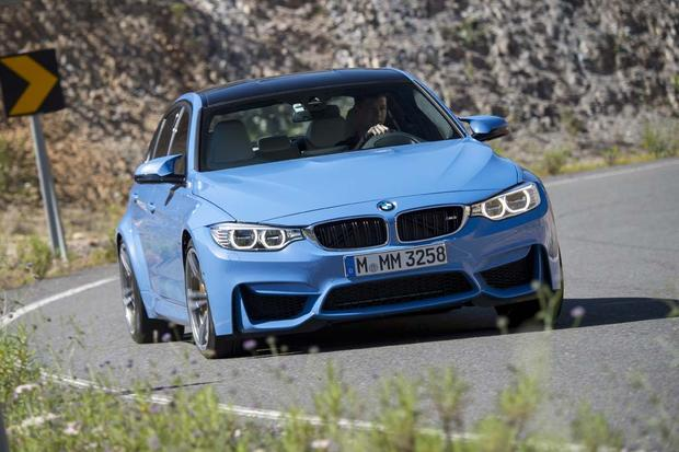 2017 BMW M3: New Car Review featured image large thumb1