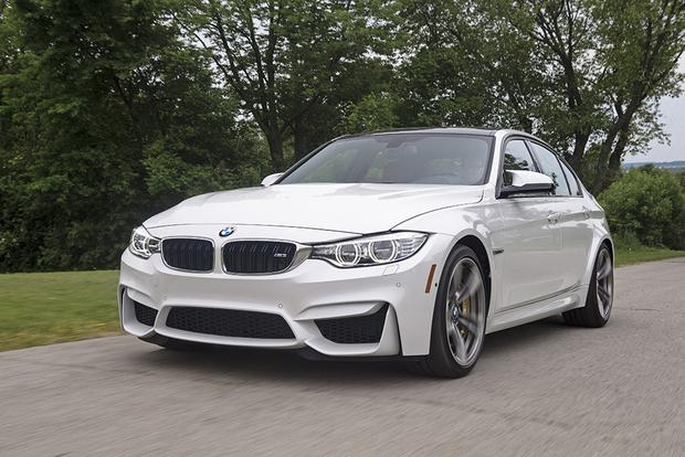 2017 BMW M3: New Car Review featured image large thumb0