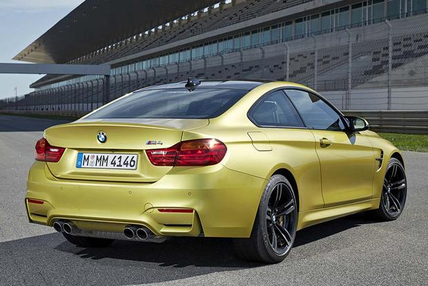 2017 BMW M4: New Car Review featured image large thumb3