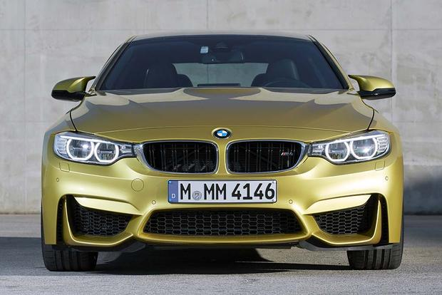 2017 BMW M4: New Car Review featured image large thumb1