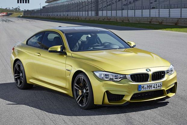 2017 BMW M4: New Car Review featured image large thumb2