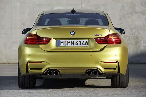 2017 BMW M4: New Car Review featured image large thumb5