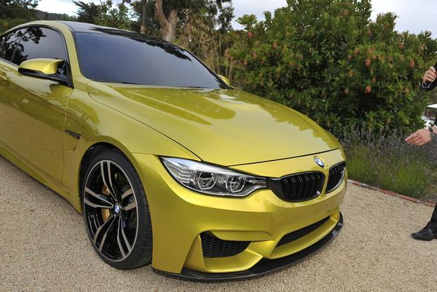 BMW M4 Concept Previews Upcoming M4 Coupe featured image large thumb2