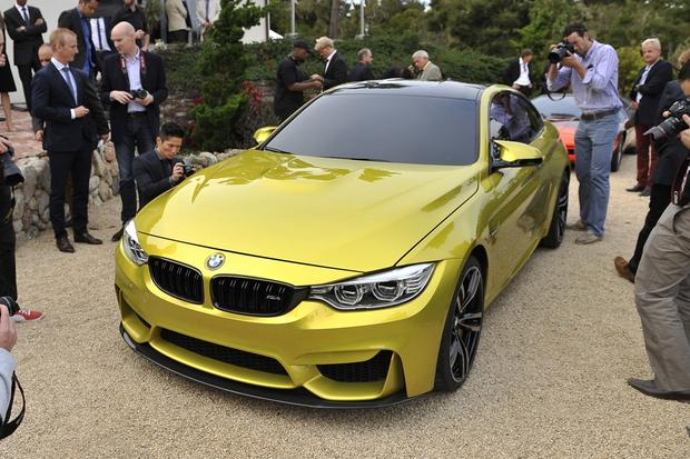 BMW M4 Concept Previews Upcoming M4 Coupe featured image large thumb3
