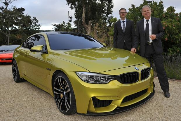 BMW M4 Concept Previews Upcoming M4 Coupe featured image large thumb4