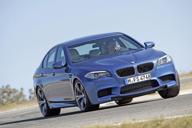 2013 BMW M5: New Car Review featured image large thumb0