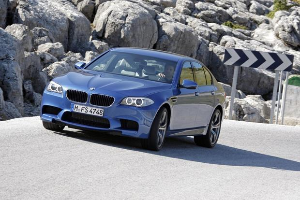 2013 BMW M5: New Car Review featured image large thumb1