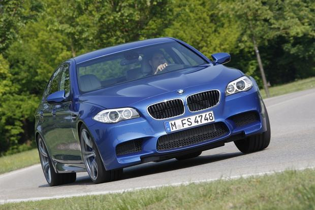 2013 BMW M5: New Car Review featured image large thumb2
