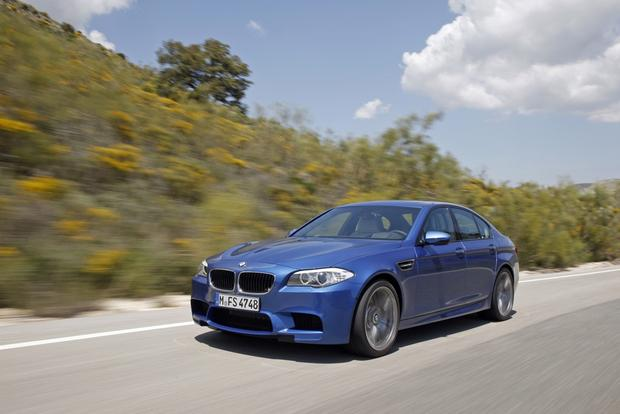 2013 BMW M5: New Car Review featured image large thumb3