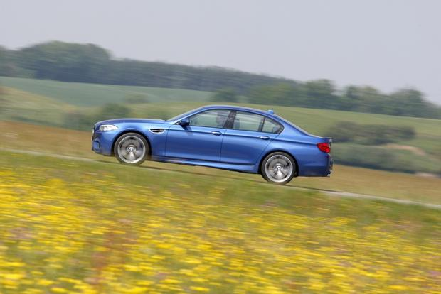 2013 BMW M5: New Car Review featured image large thumb4