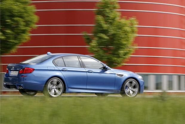 2013 BMW M5: New Car Review featured image large thumb5