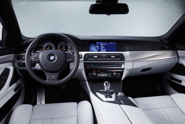 2013 BMW M5: New Car Review featured image large thumb8