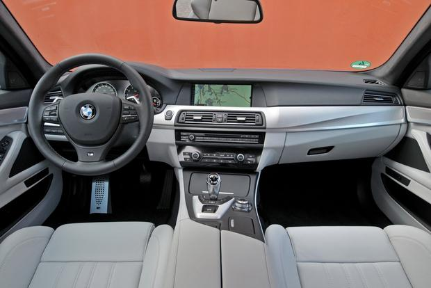 2013 BMW M5: New Car Review featured image large thumb10
