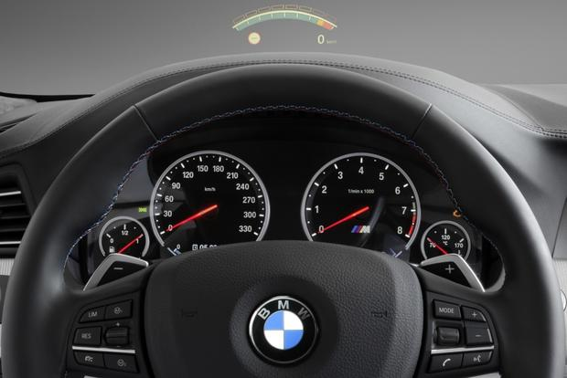 2013 BMW M5: New Car Review featured image large thumb11