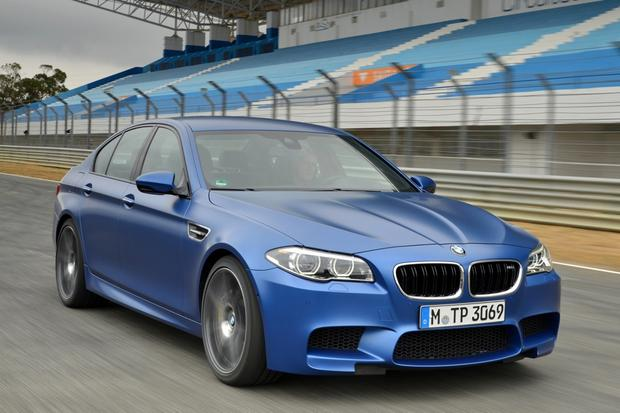 2014 BMW M5: New Car Review - Autotrader