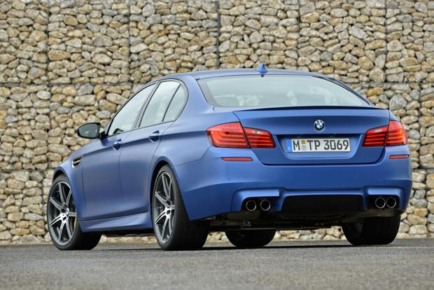 2014 BMW M5: New Car Review featured image large thumb1
