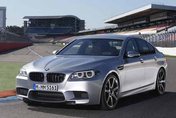 2015 BMW M5: New Car Review featured image large thumb0