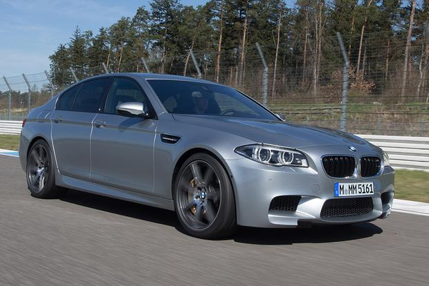 2015 BMW M5: New Car Review featured image large thumb1