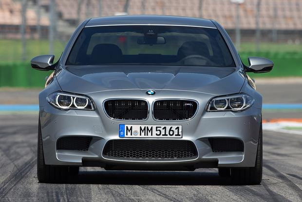2015 BMW M5: New Car Review featured image large thumb3