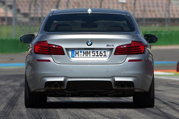 2015 BMW M5: New Car Review featured image large thumb2