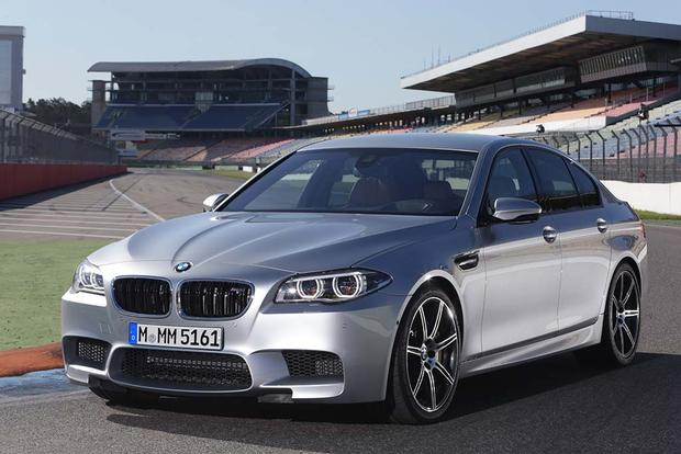 2016 BMW M5: New Car Review