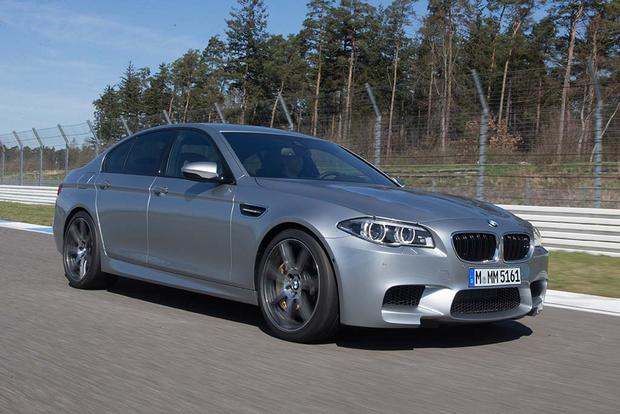 2016 BMW M5: New Car Review featured image large thumb1