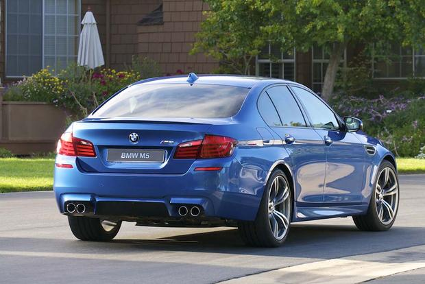 2016 BMW M5: New Car Review featured image large thumb2