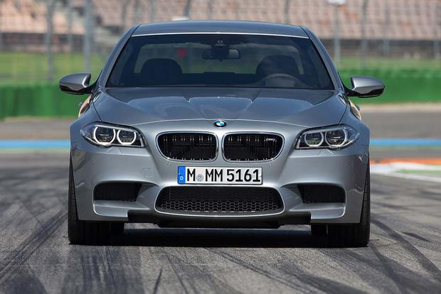 2016 BMW M5: New Car Review featured image large thumb3