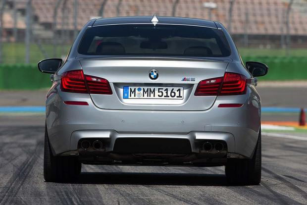 2016 BMW M5: New Car Review featured image large thumb5