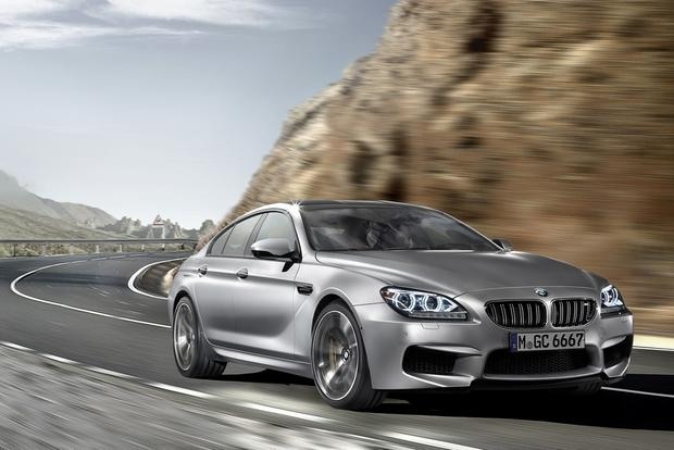 2014 BMW M6 Gran Coupe: First Drive featured image large thumb0